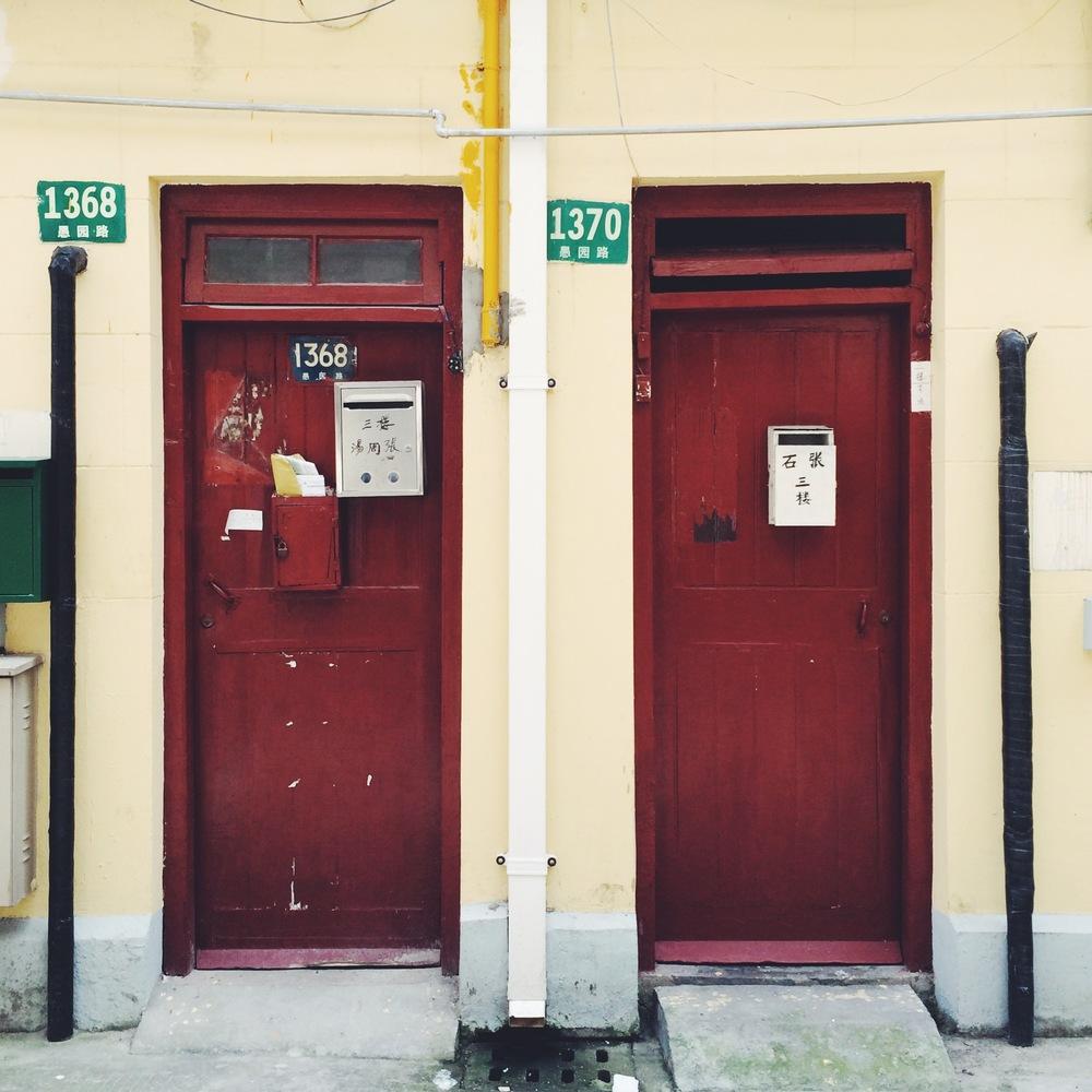 Door 2 door.