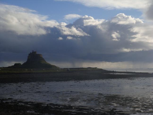 Lindisfarne, aka Holy Island