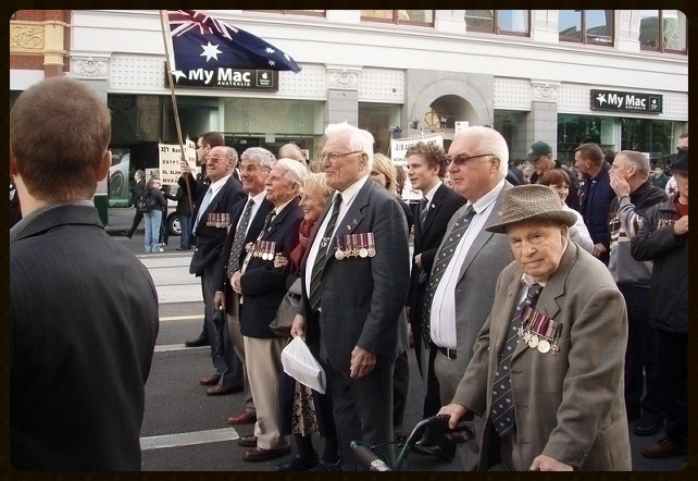 Anzac Day March 2010