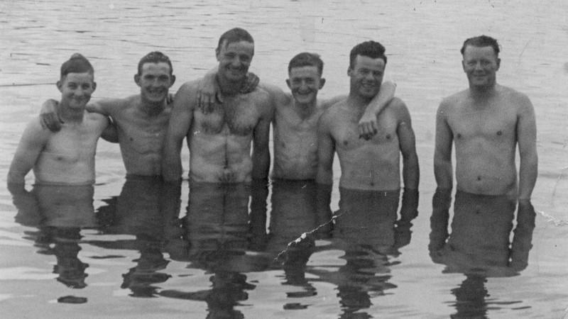 Hume Weir (Bonegilla) 5 December 1940