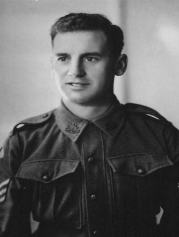 Sgt. Vic Wedlick