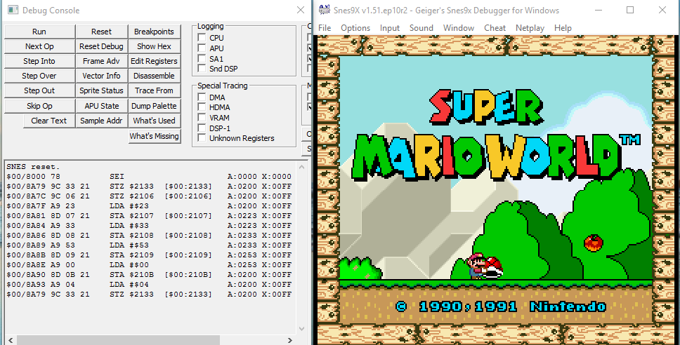 Super Mario World in 480i?!? — HD Retrovision
