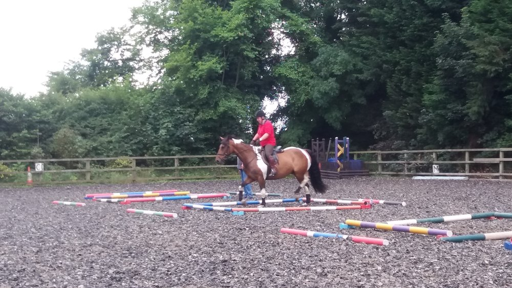 Eqigym Clinic - July 2017