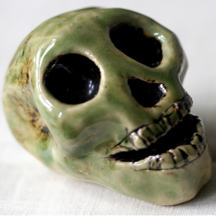 greek skull