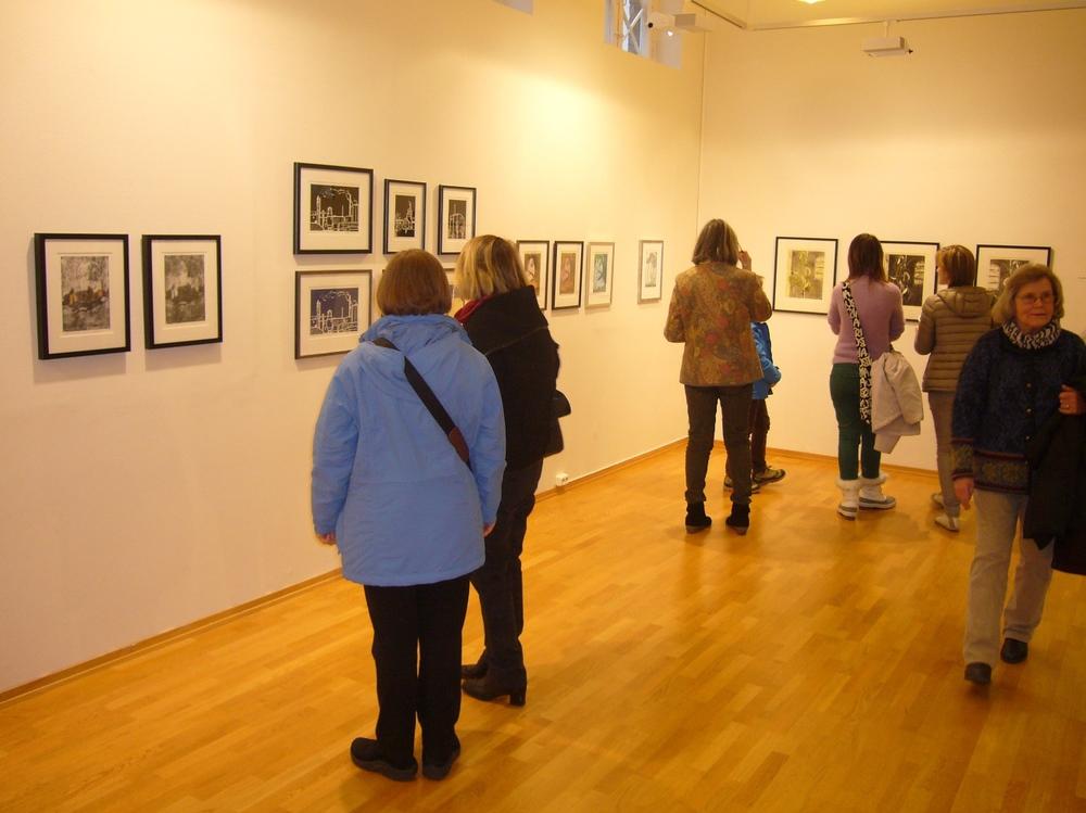 Moss Kunstforening, 23/11 – 15/12 2013