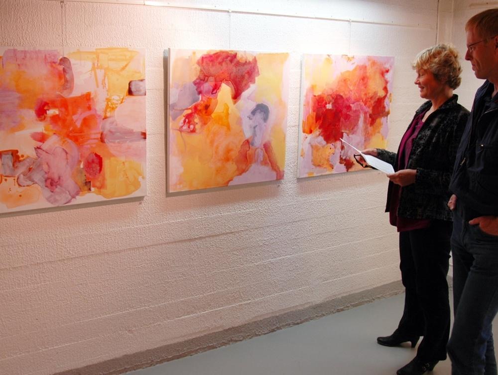Rygge Kunstforening, 14-29/4 2012