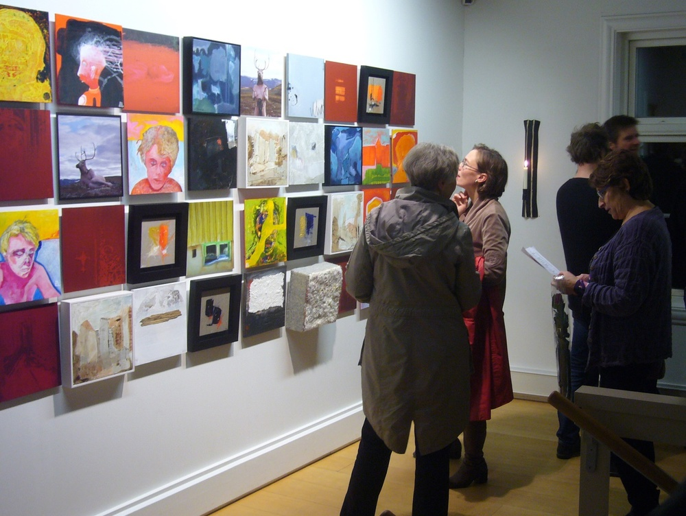 Voss kunstlag, 25/11-23/12 2011