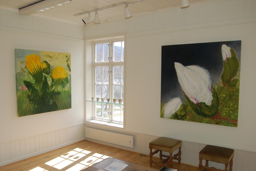 Modum kunstforening, 14/4 - 1/5 2016