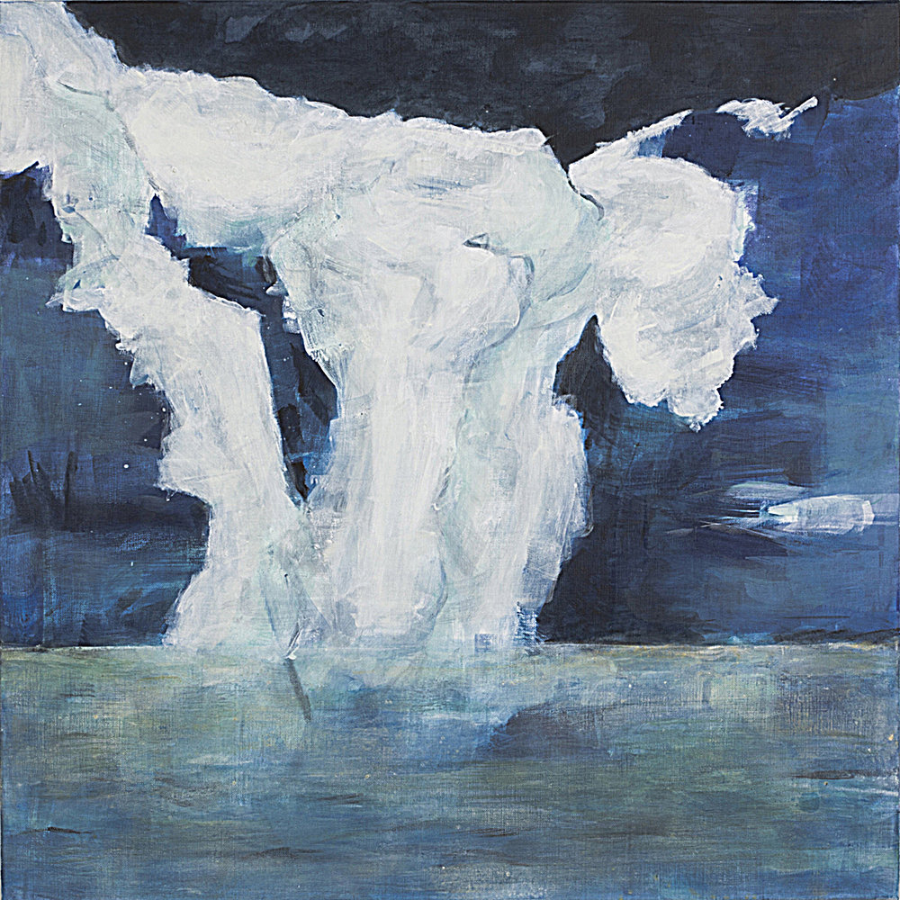 Melting Ice VII