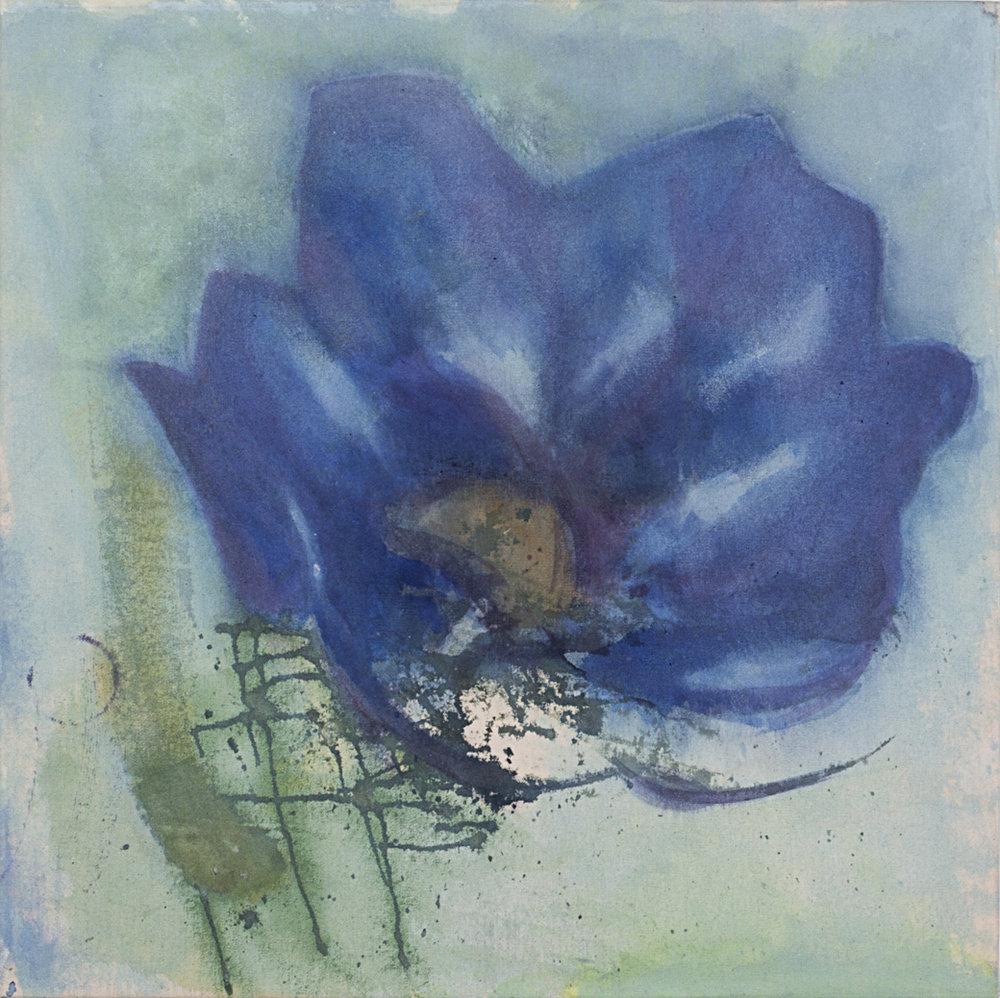 Springtime, blue I