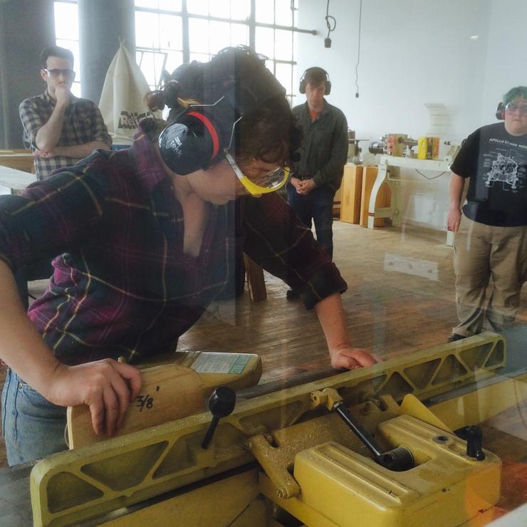 Tool Training Technocopia