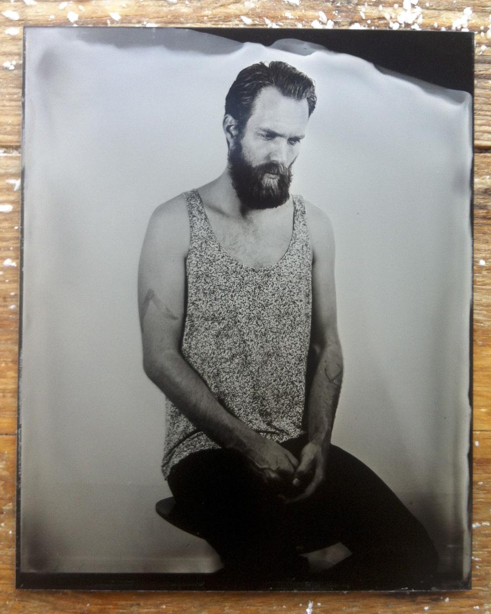 Jesper Frimann on wet plate collodion.
