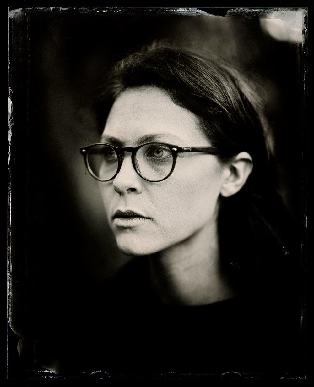 Sofie Amalie, 8x10, alumitype.