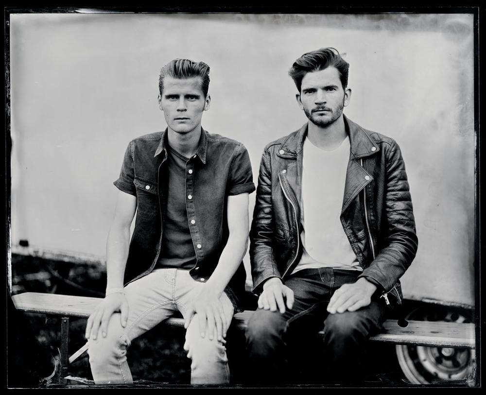 Hudson-Taylor , tintype, 8x10.