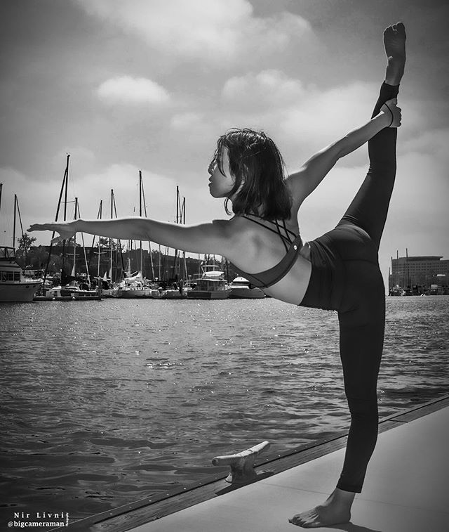 """""""If we open a quarrel between past and present, we shall find that we have lost the future."""" -Winston Churchill. 💃 @thichapilates  #dance #fitness #pilates #yogapractice #pilatesbody #fitness #healthylifestyle #healthyliving #yoga #yogainspiration #bigcameraman"""