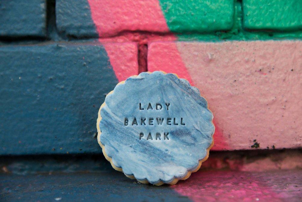 Lady B Blue