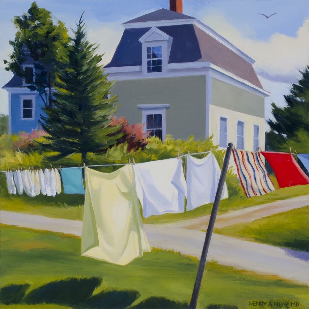 Beyond the Clothesline