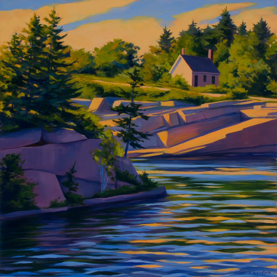 Summer Quarry, Vinalhaven