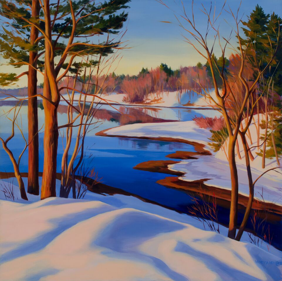 Winter Inlet