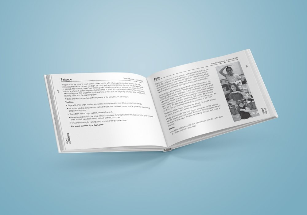 Tried and True Book Design and Layout