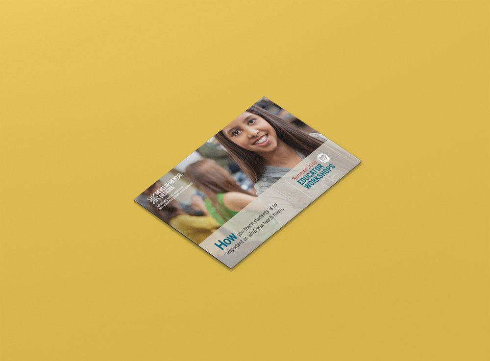 Tri-Fold Mailer