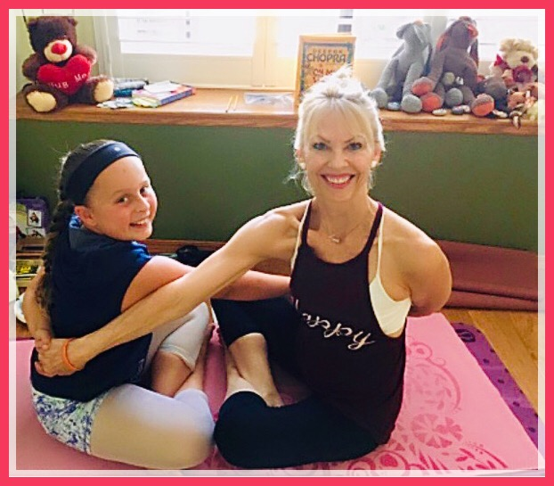 YOGA FOR KIDS - MINDFUL THEME-ORIENTED WORKSHOPS FOR AGES 6-12