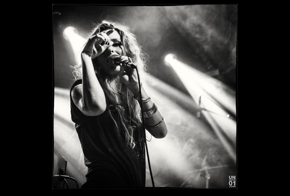 Live at Le Bus Palladium, Paris - 11/14/13