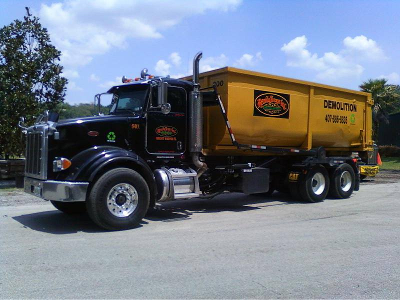 Randy Suggs, inc. has a substantial fleet of trucks, equipment, and containers.