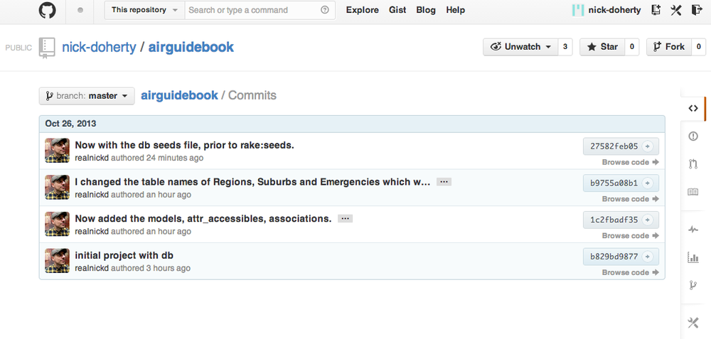 airguidebook on GitHub