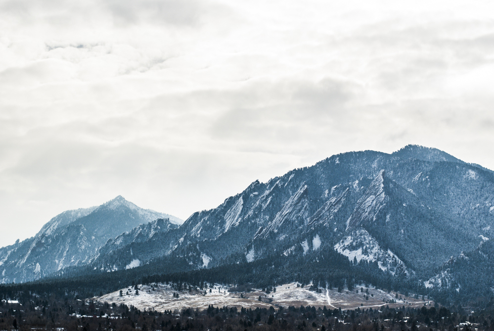 Flat Irons, Boulder CO