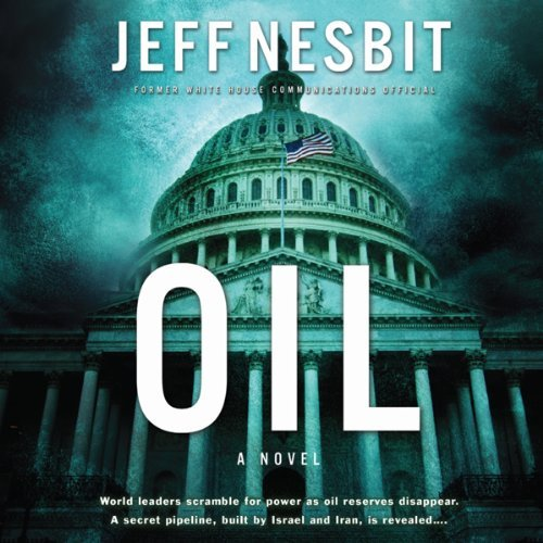 Audible audiobook available at Amazon Editorial Reviews Global powers race to exploit the chaos that has exploded overnight. Terrorist attacks against three of the world's largest oil fields in Saudi Arabia, Iran, and Iraq threaten to cripple the fragile global economy. Clues link to a rogue, nuclear-armed country and a radical Sunni group, but not all are convinced they're the perpetrators. Who had something to gain? All roads seem to lead to Israel, where Russia and America are locked in a titanic struggle over Israel's large, undeveloped oil shale reserves. Nash Lee, entrepreneur of an online global network, is thrust into the tumultuous politics of the powerful Saudi kingdom when he uncovers information about a deadly plot to spark dissension among the Arab nation-states. As the Arab Spring revolts push the entire planet to the brink of war, news of the emergence of the Twelfth Imam changes everything. Plunge into the heart of the oil conflicts that pit nation against nation in the Middle East - and threaten to alter the balance of power forever. ©2012 Jeff Nesbit; (P)2012 Oasis Audio