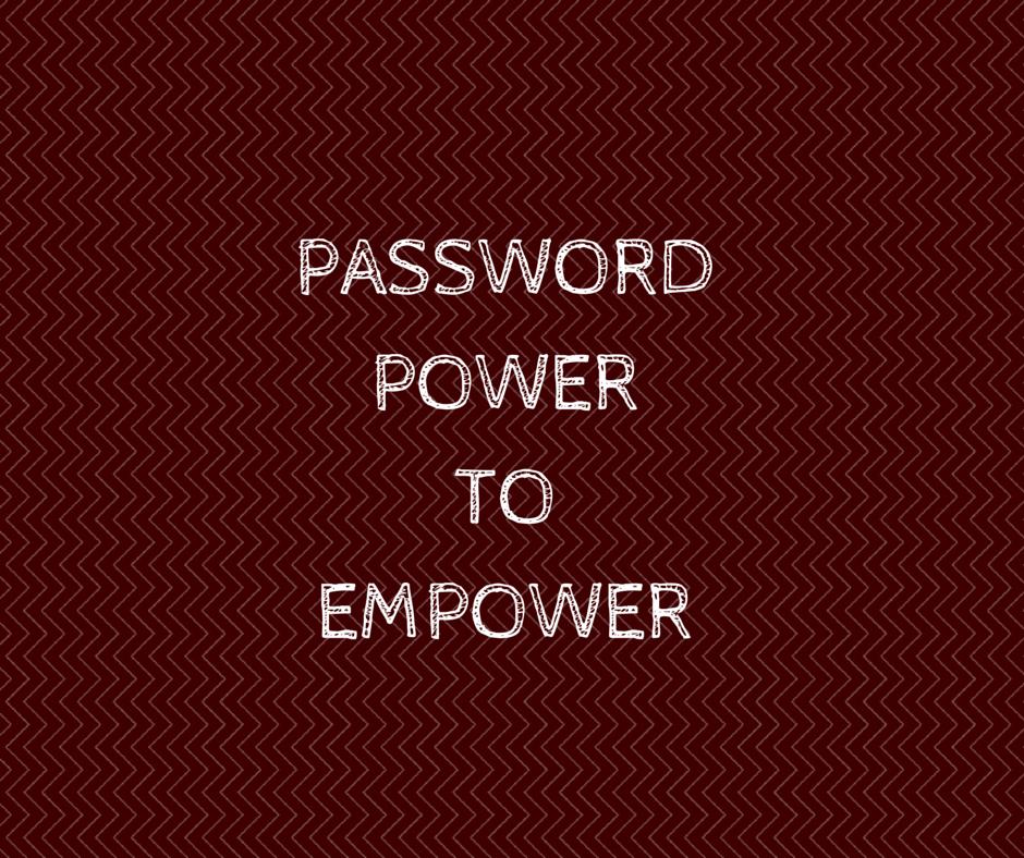 passwords to health