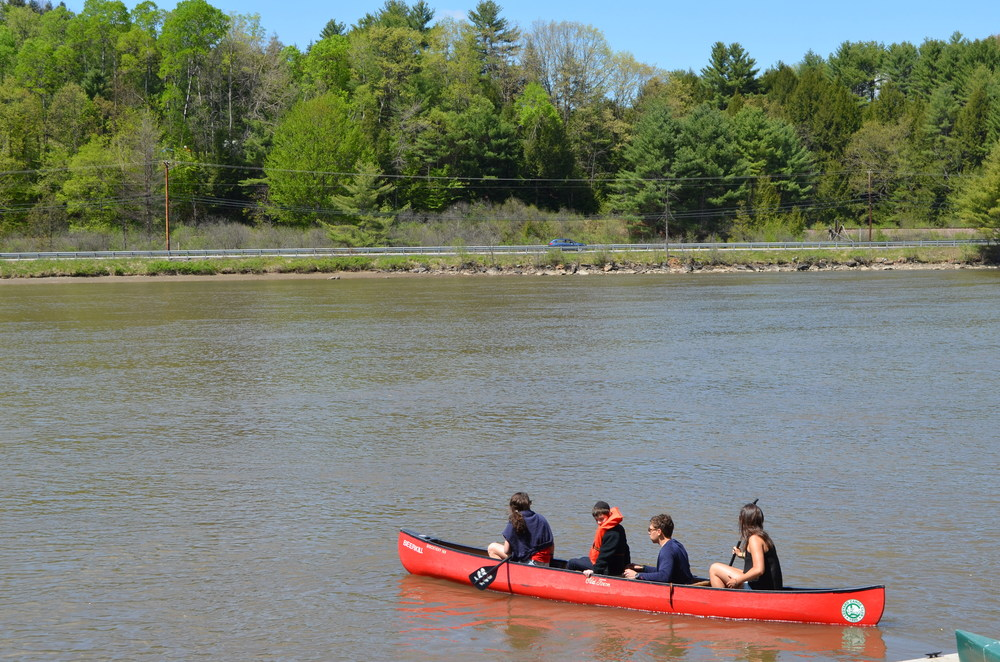 Jews in Canoes!