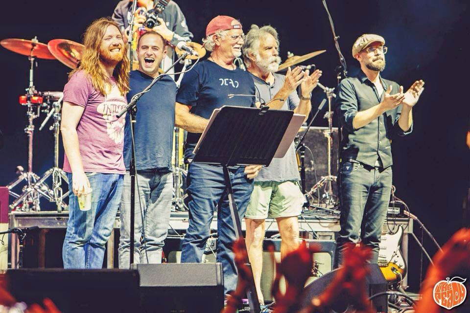 Billy and The Kids @ The Peach Music Festival 2015