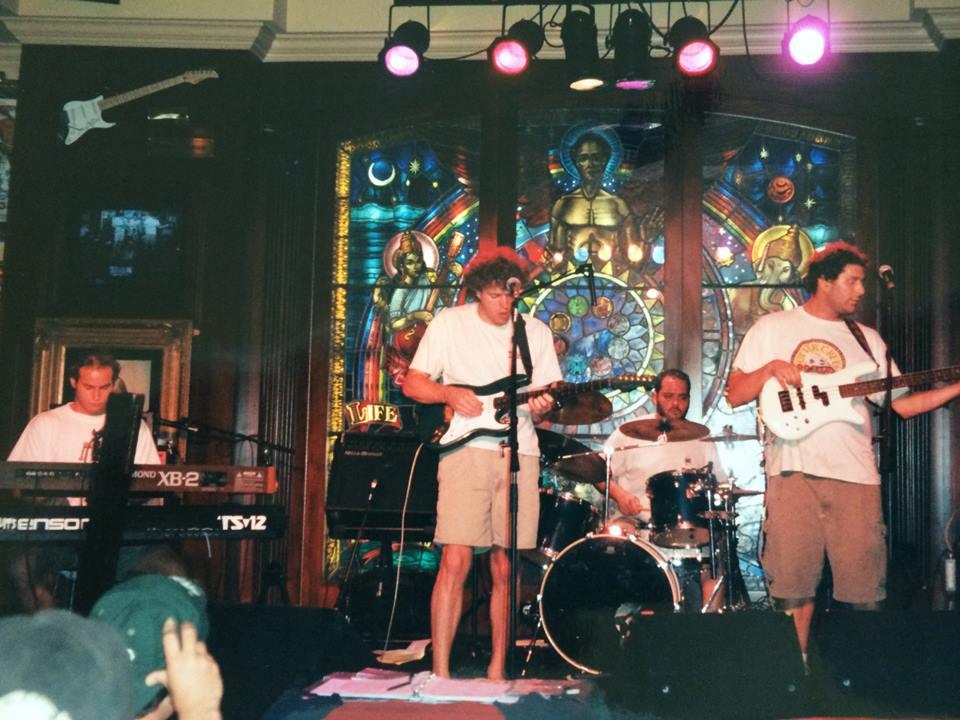 7/15/97 @ Hard Rock Cafe in At lantic City, NJ