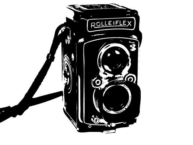 """My RolleiFlex"""