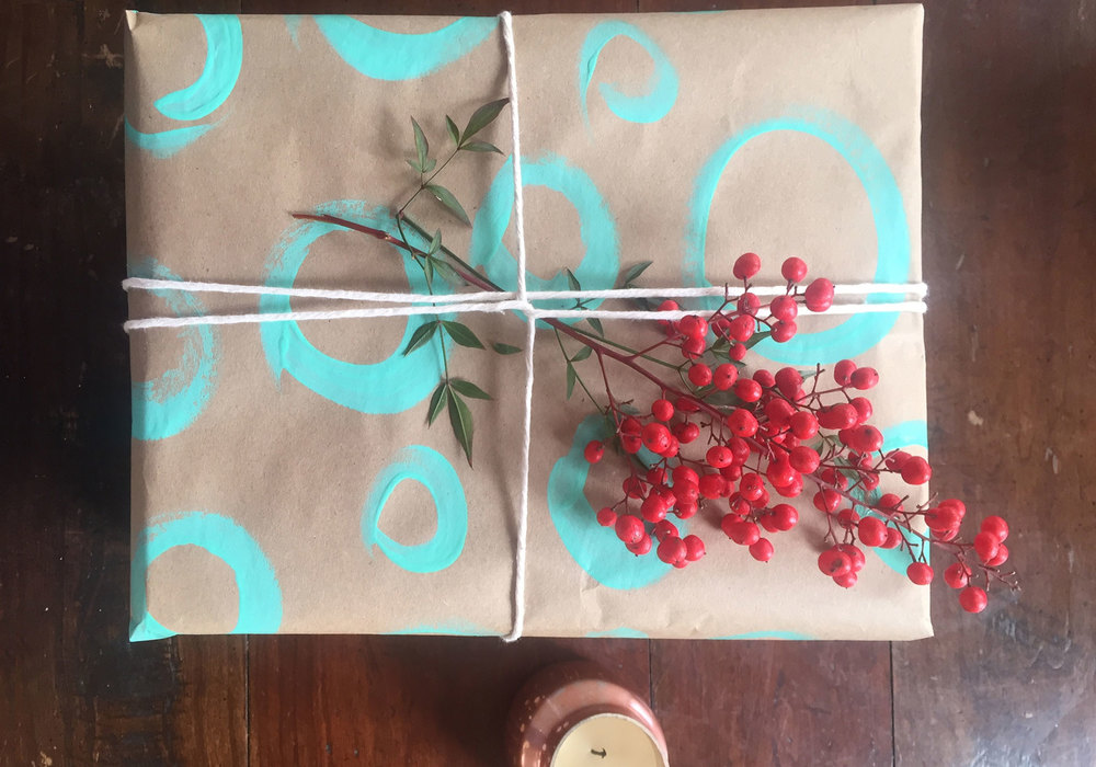 Get your gifts wrapped by Sadie & Grace! Click here to learn more.