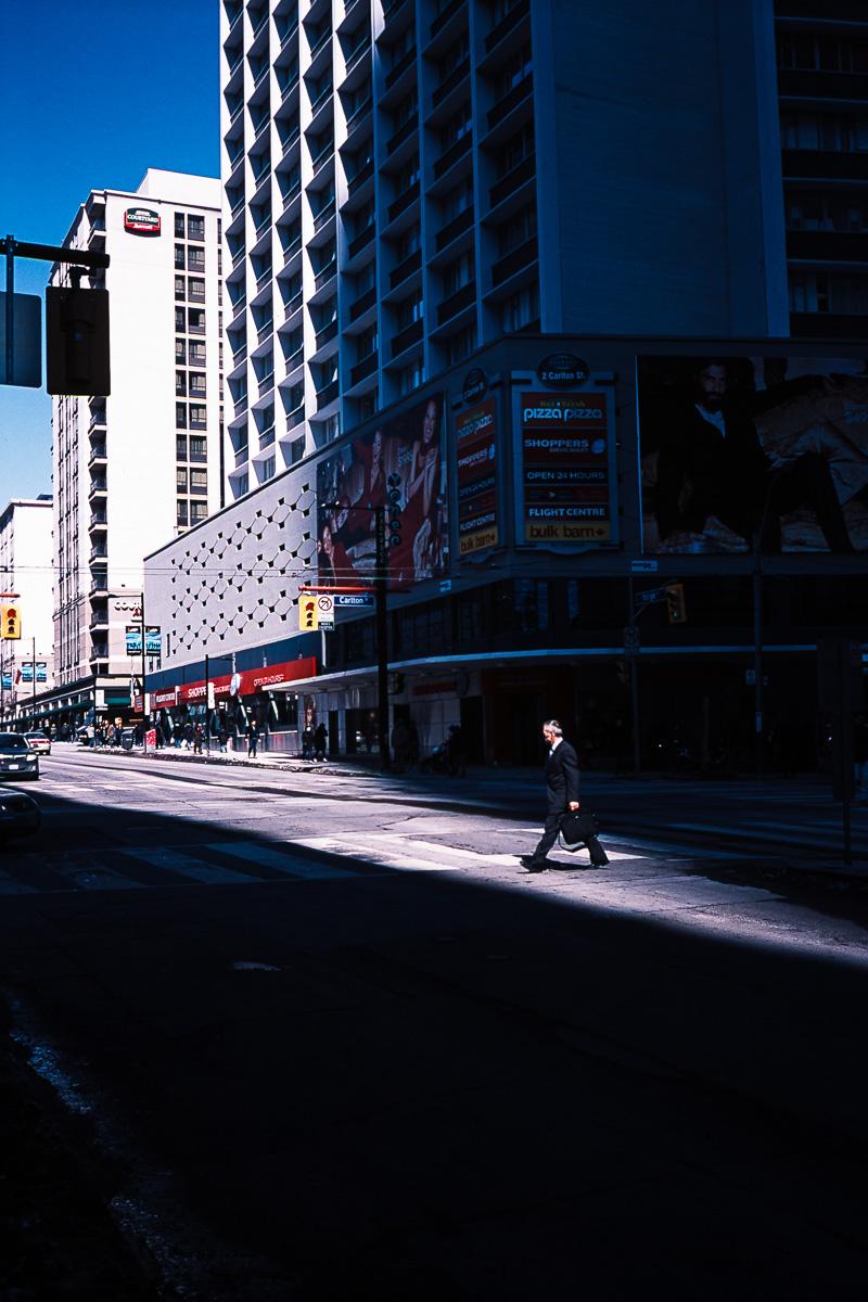 'Untitled' - Leica MP on Fujichrome Provia 100F