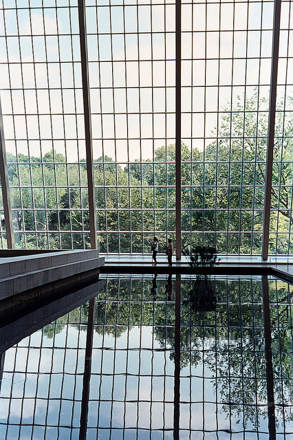 'Windows' - The Metropolitan Museum of Art, New York City Leica MP | Voigtlander Nokton 40 f/1.4 | Kodak Portra 400 (EI 100)