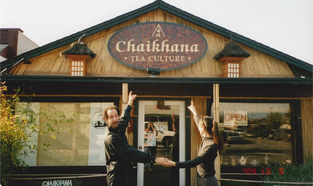 Chaikhana Tea Culture on 41st Ave