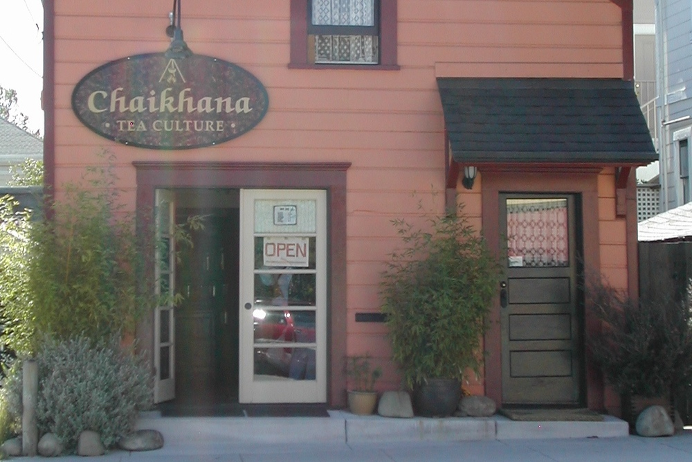 Chaikhana Tea Culture on Cedar Street