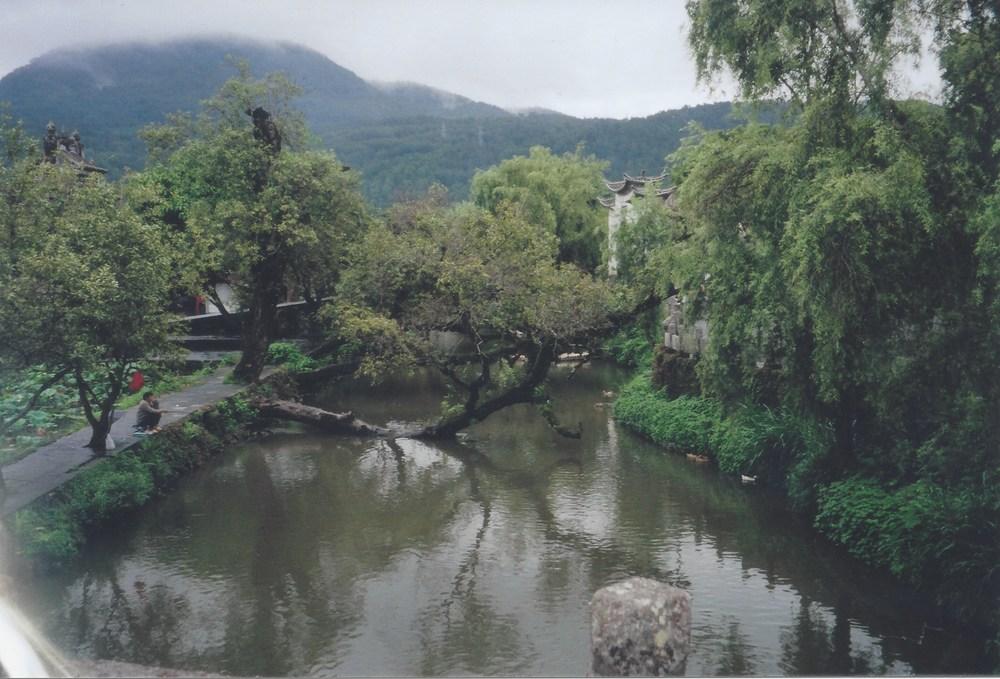 River scene Tengchong