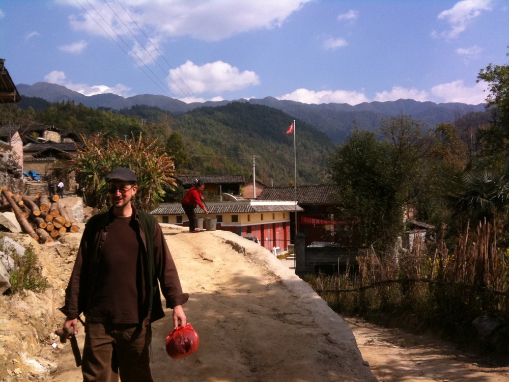 Mountain Tea Village Trail