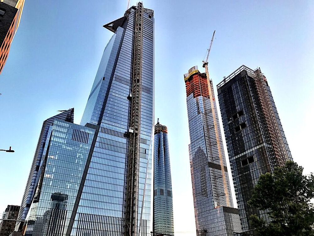 30 Hudson Yards - Design Architect