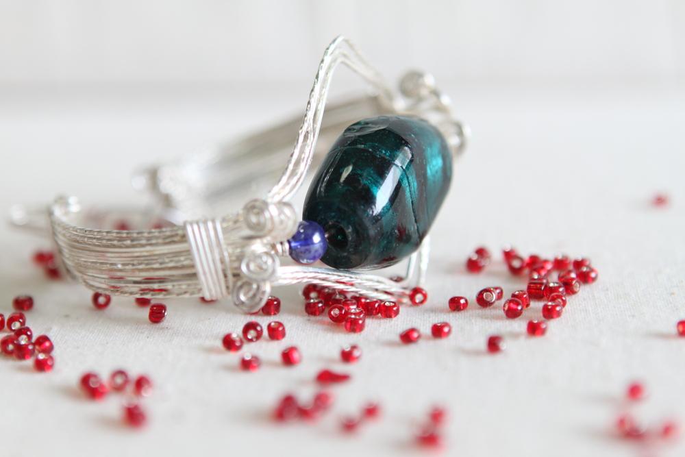 Wirewrapped Bracelet