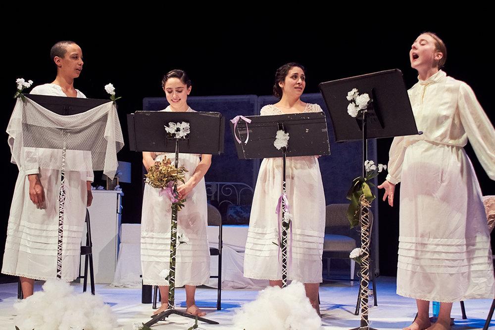 Rosie DeSantis, Lindsay Wolff, Melannie Vásquez and Lucy Livingston (c) Pablo Calderón-Santiago.jpg