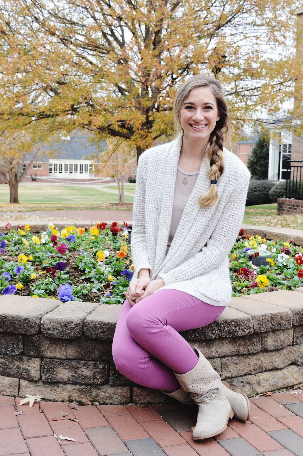 Melissa Hemrick, Gardner-Webb University Delight Advisor