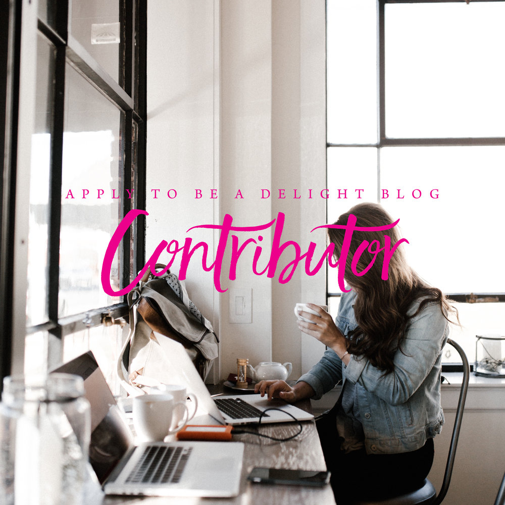 Write With Delight Ministries Looking For Contributors We Are Blog