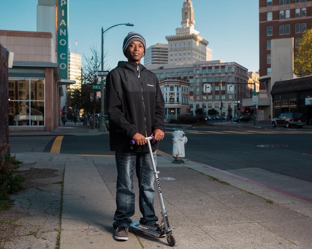 Oakland Kid