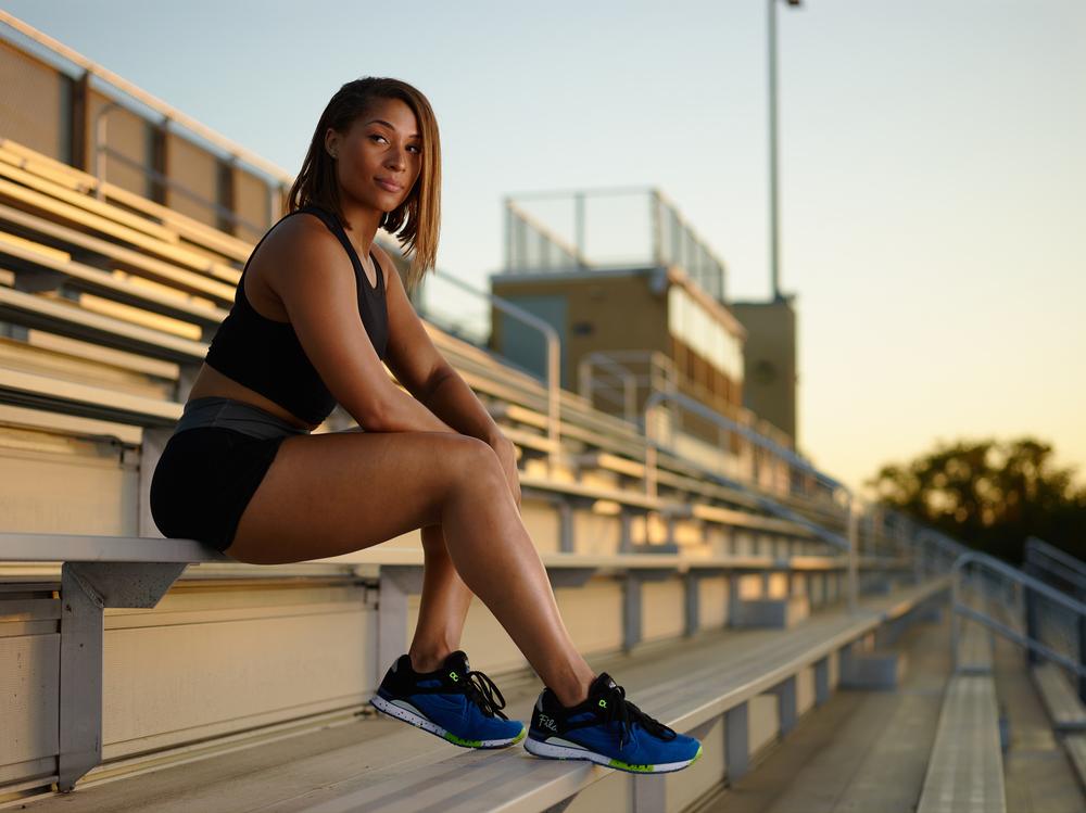Stormi Knight, Fitness Coach